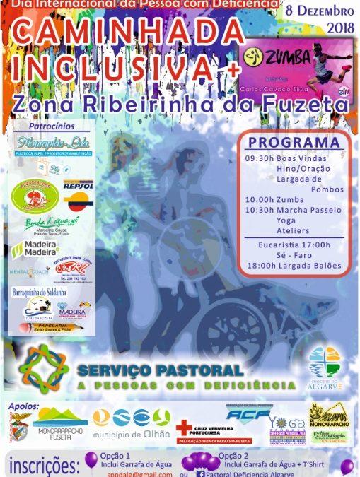 Diocese do Algarve organiza atividades para o Dia Internacional Pessoas com Deficiência