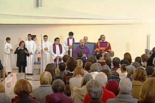 """D. Joaquim Mendes exorta cristãos a demonstrar """"um amor que acolhe, inclui, acompanha, ajuda a olhar o futuro com esperança"""""""