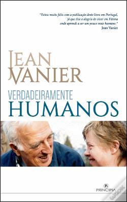 """Lançamento do livro de Jean Vanier """"Verdadeiramente Humanos"""""""