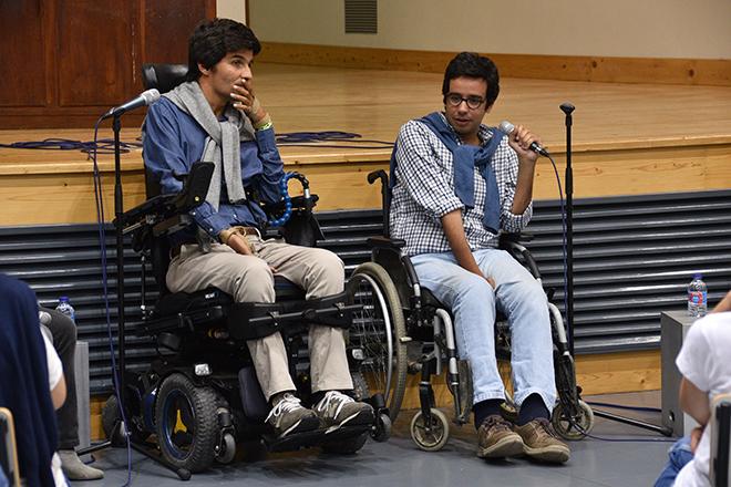 'Quando a vida nos prega uma partida': paróquia de Portimão fala sobre deficiência