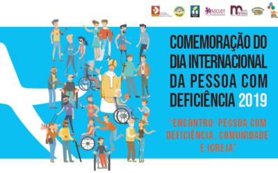 Diocese mobiliza instituições no DIPD (Bragança-Miranda)