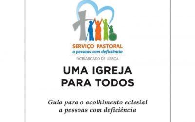 """""""Uma Igreja para Todos"""" – guia para acolhimento eclesial"""
