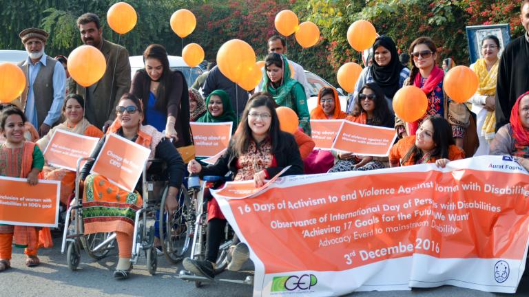 Dia Internacional das Pessoas com Deficiência 2020 (03 de dezembro)