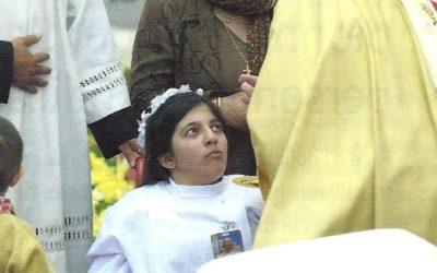"""""""O nosso filho/a nossa filha com multideficiência poderá receber o Senhor?"""""""