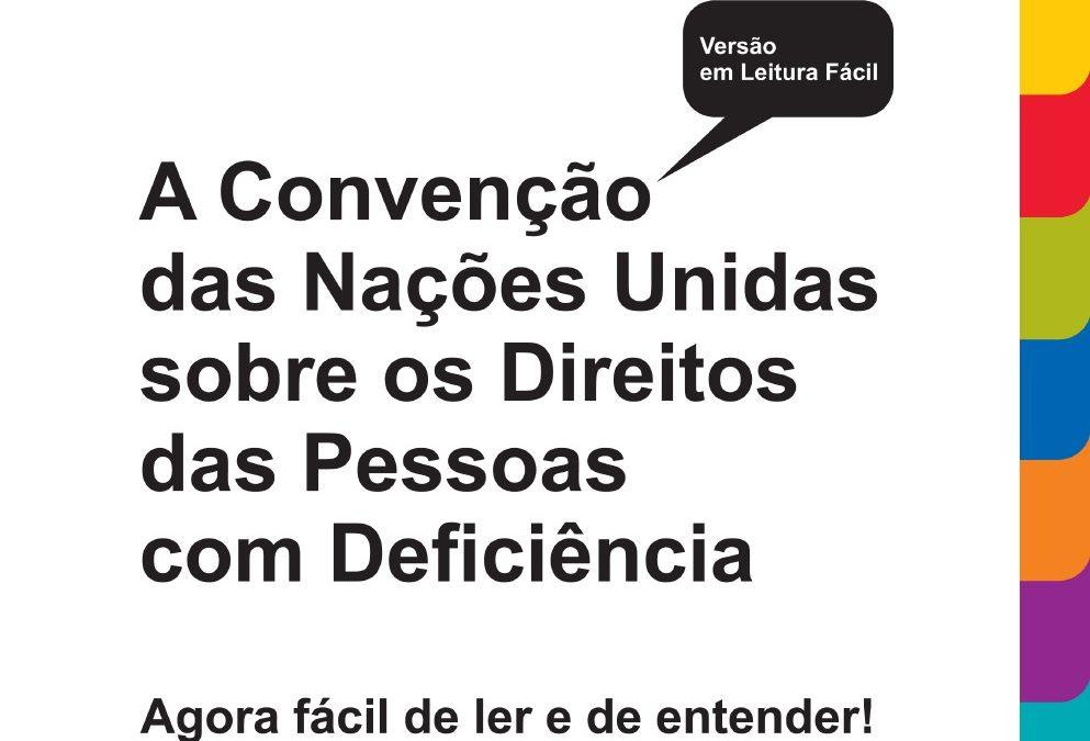 Convenção dos Direitos da Pessoa com Deficiência – Leitura Fácil