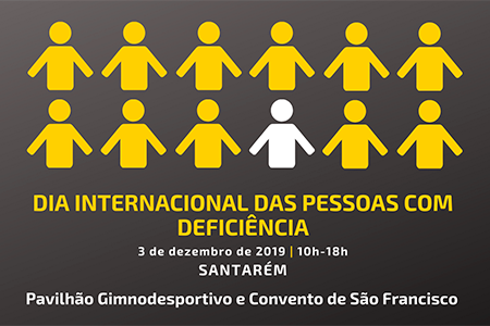 INR celebra DIPD em Santarém (3/12/2019)